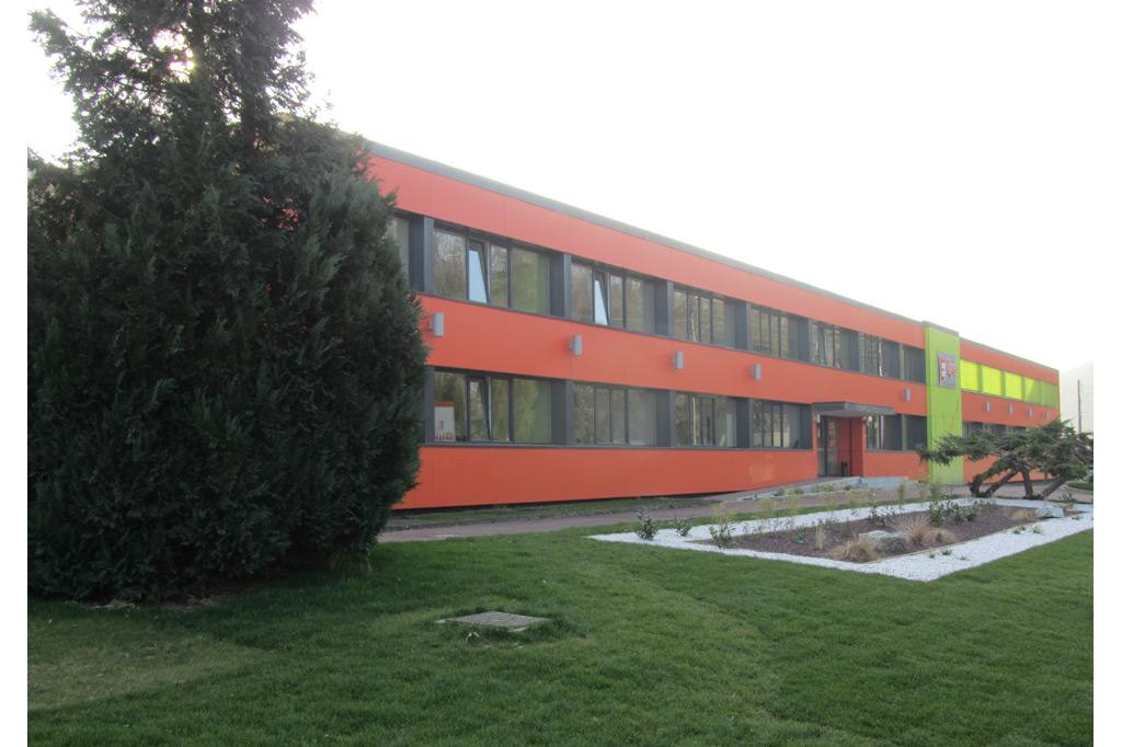 vue jradin BIPA usine unité de production