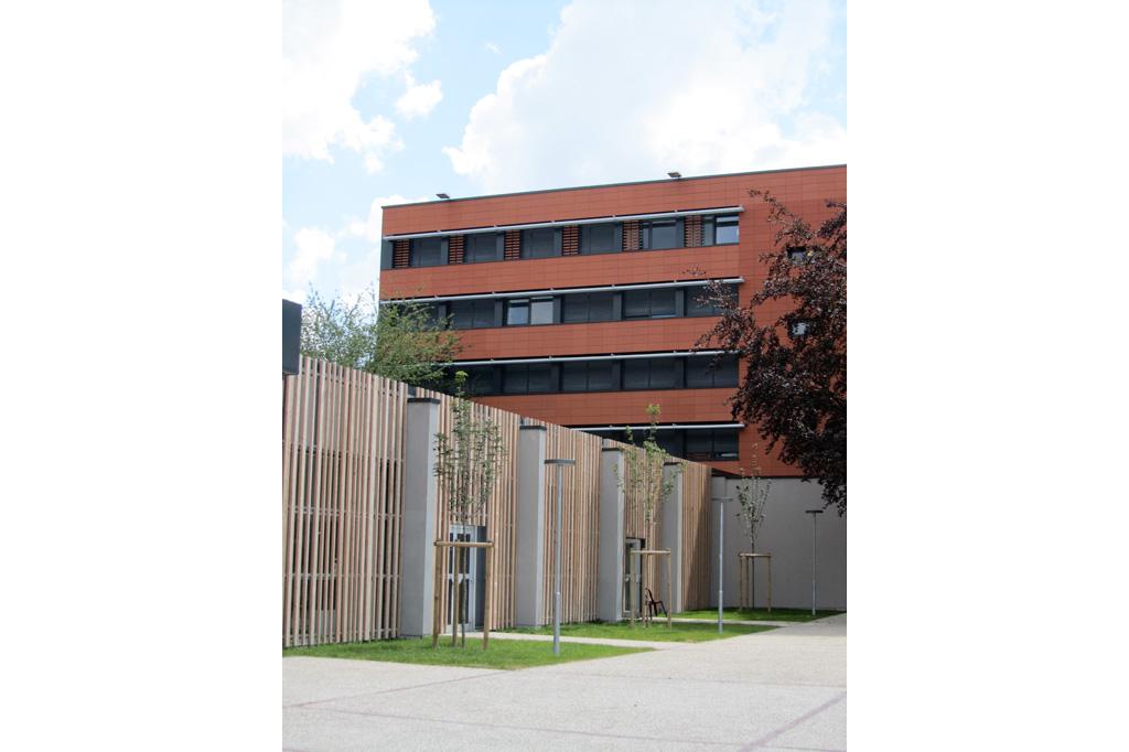 pallisade Résidence Universitaire Teilhard de Chardin à Reims