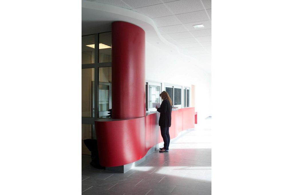 R sidence universitaire reims for Architecte d interieur reims