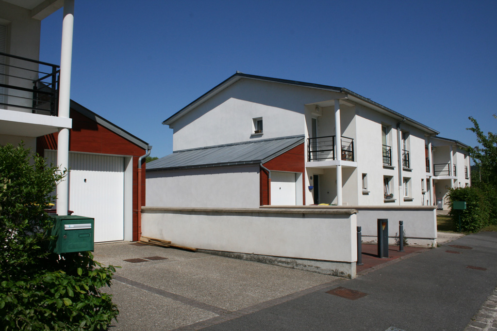 détail place de parking individuel logements individuels locatifs à Soissons