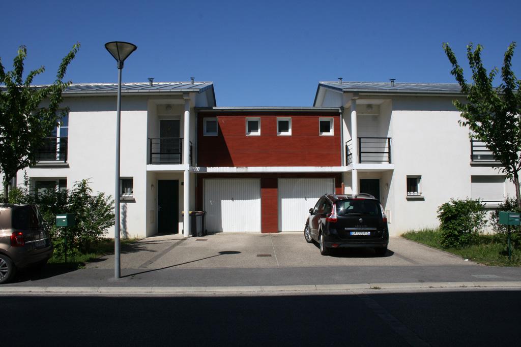 10 logements individuels locatifs à Soissons