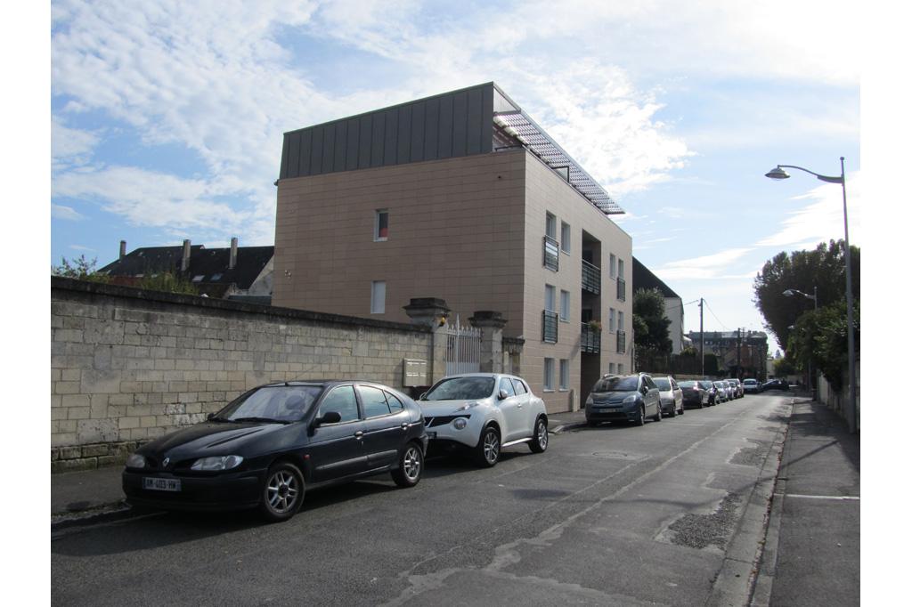 rue Quinette à Soissons