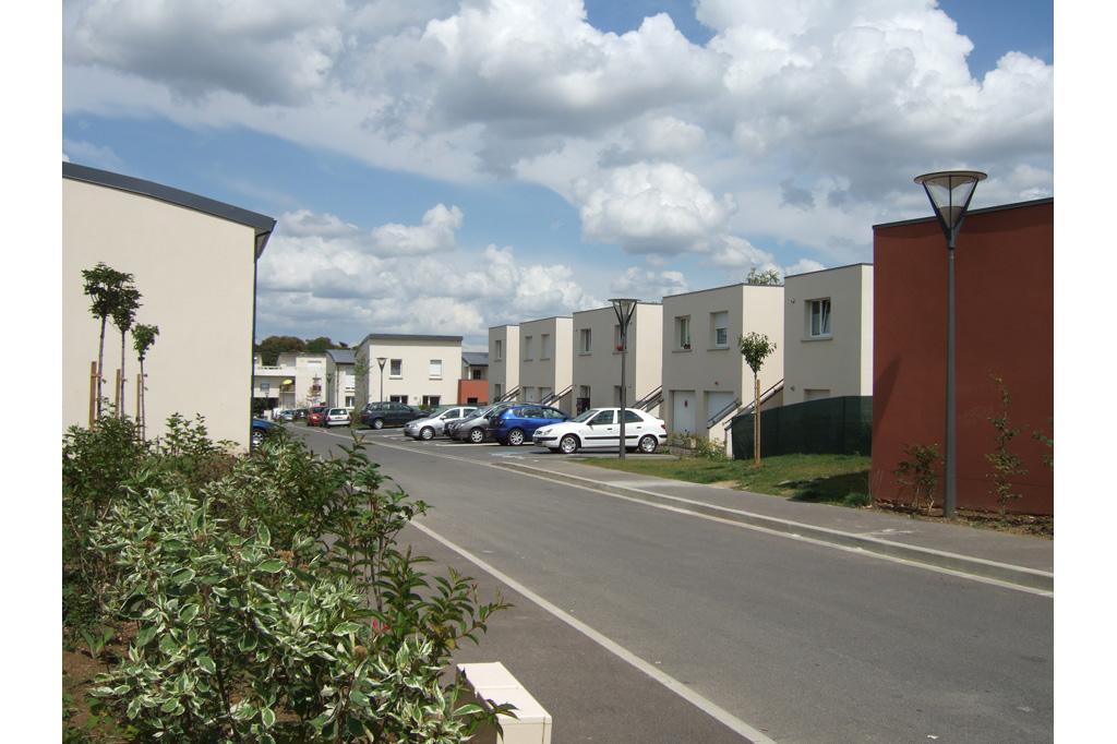 logements avenue de Reims à Soissons