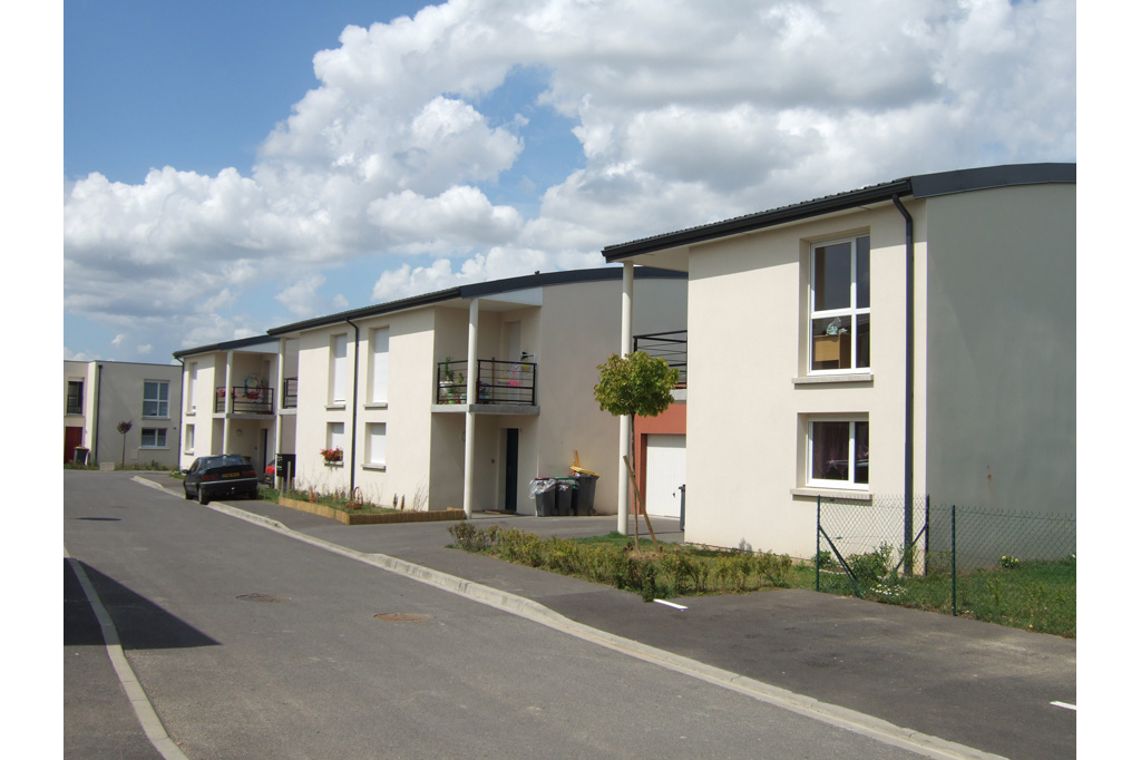 logements locatifs Soissons